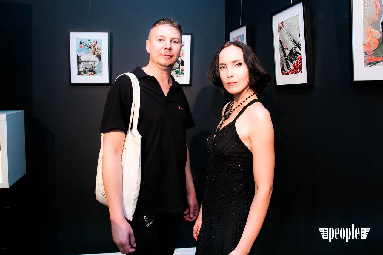 Serge Payet представил персональную выставку I am Trash в parfum büro (99)