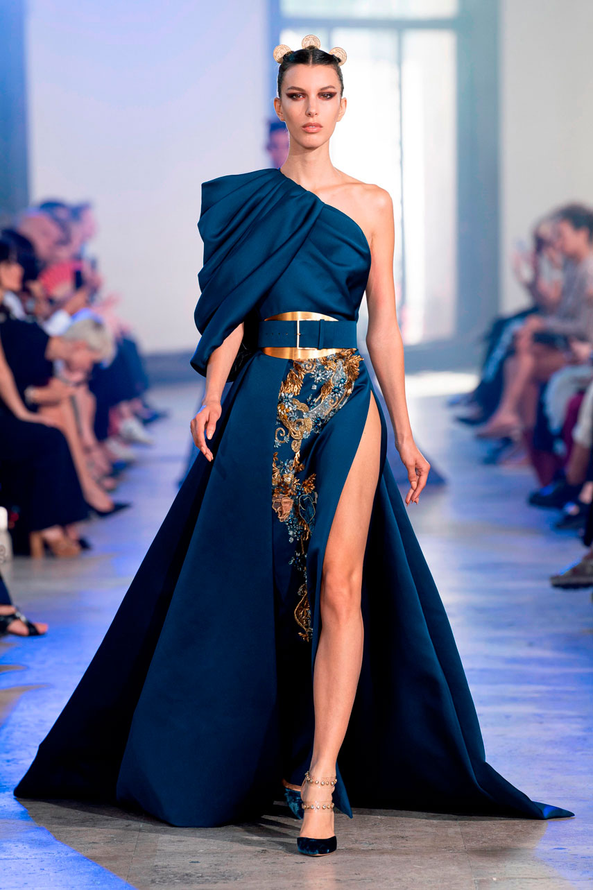 ELIE SAAB Haute Couture Autumn Winter 2019-20