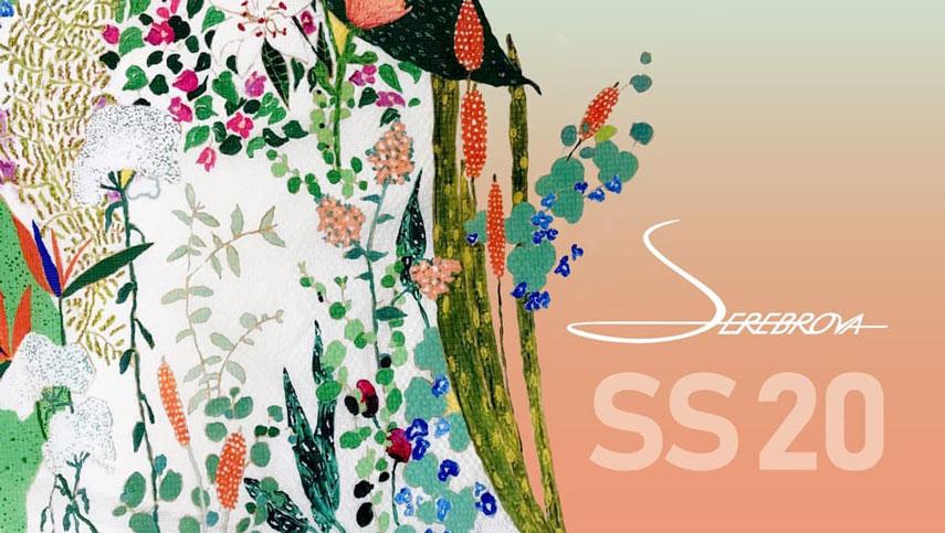 Fashion Show SEREBROVA SS20