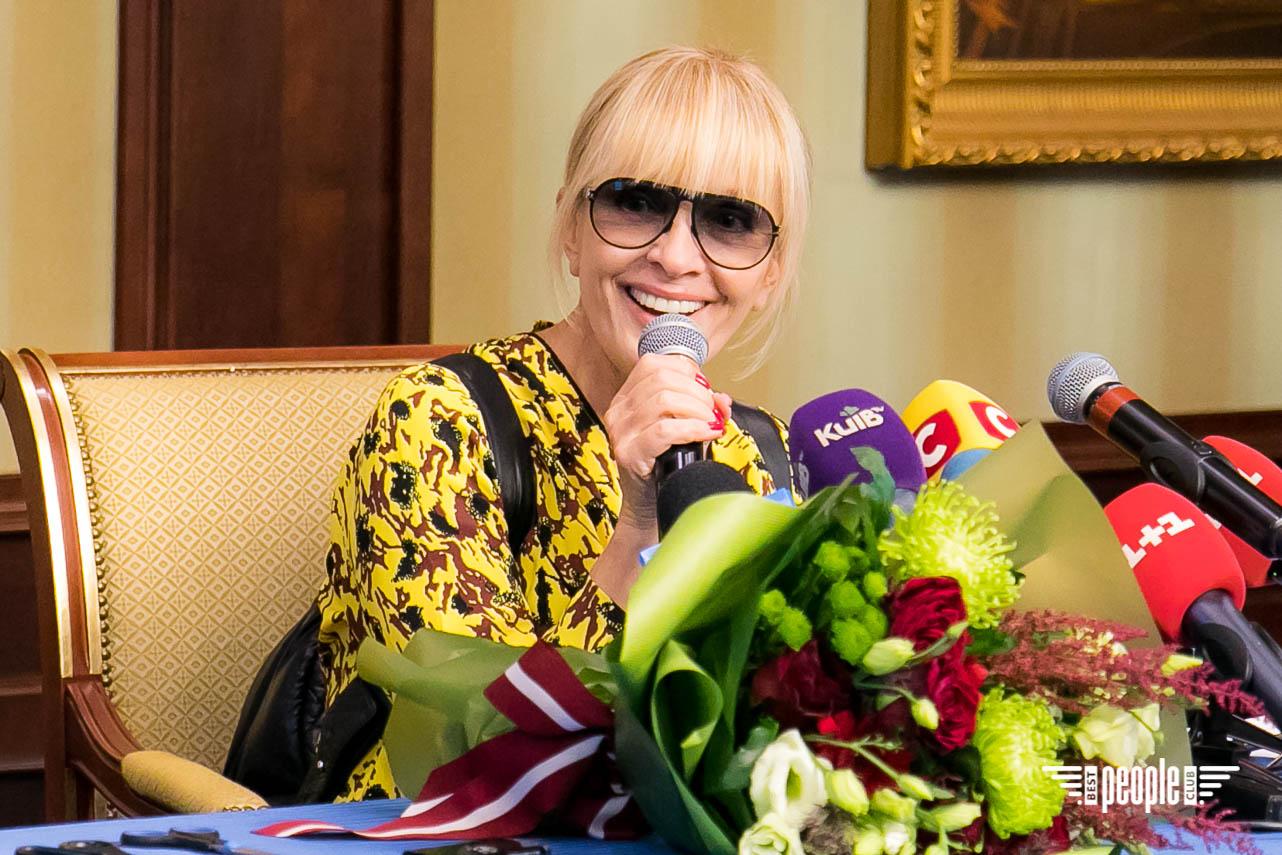 Laima RendezvousЛайма Вайкуле приглашает на фестиваль в Одессе