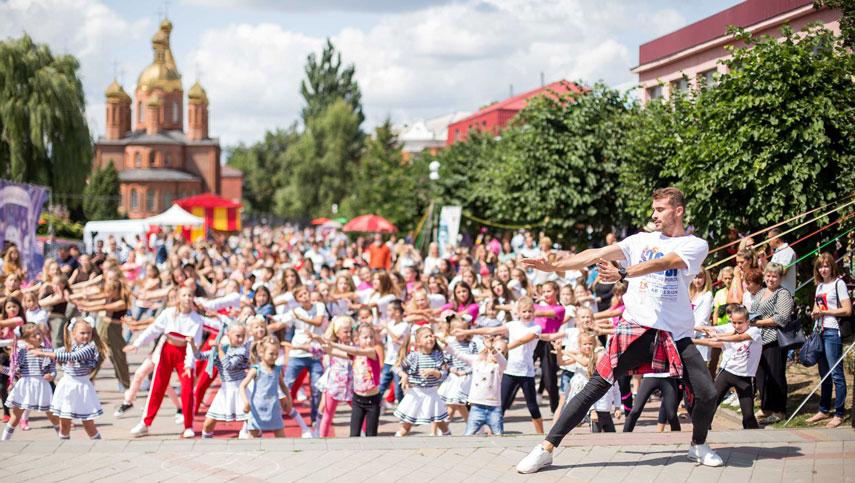 Александр Прохоров дал масштабный мастер-класс в родном городе