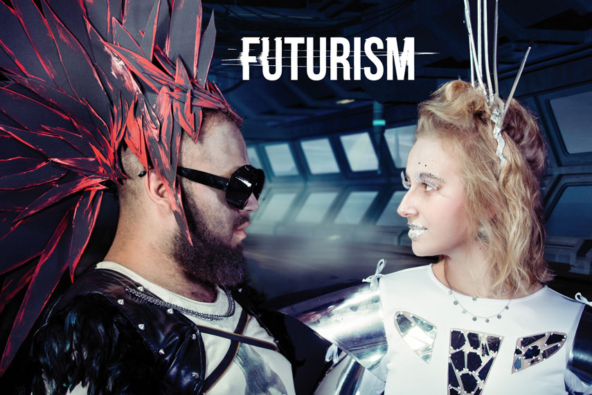 Futurism новая игра с погружением