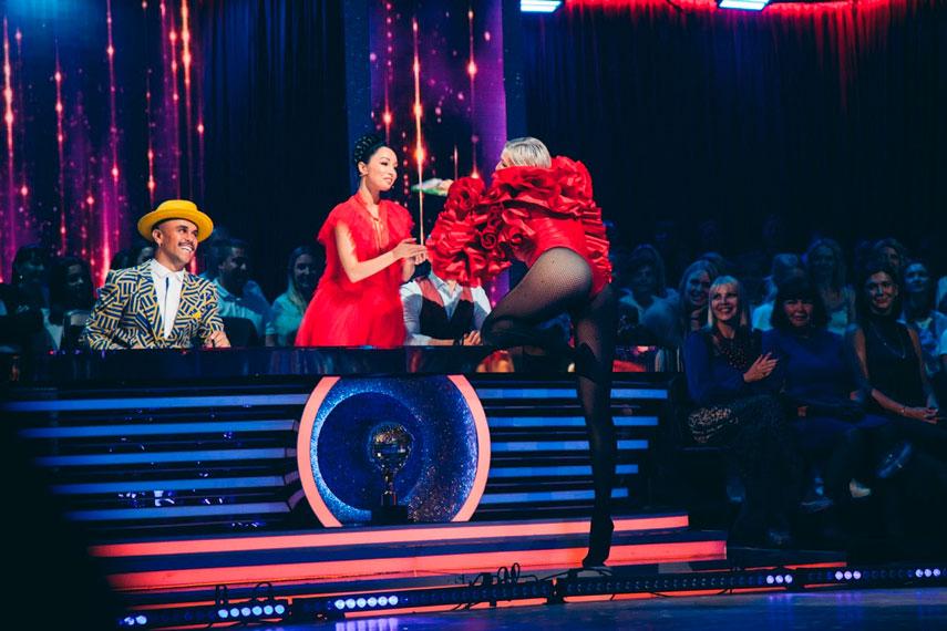 MARUV стала главной розой третьего эфира «Танціз зірками»