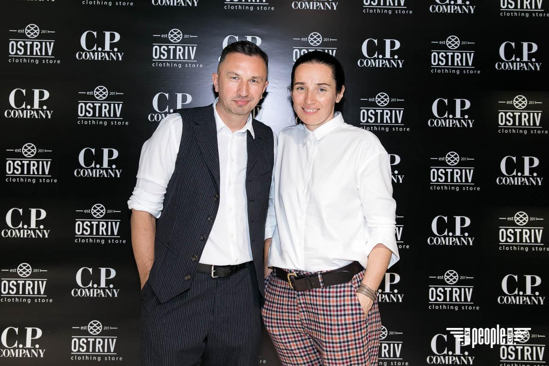 C.P. Company: любимый лейбл мировых знаменитостей