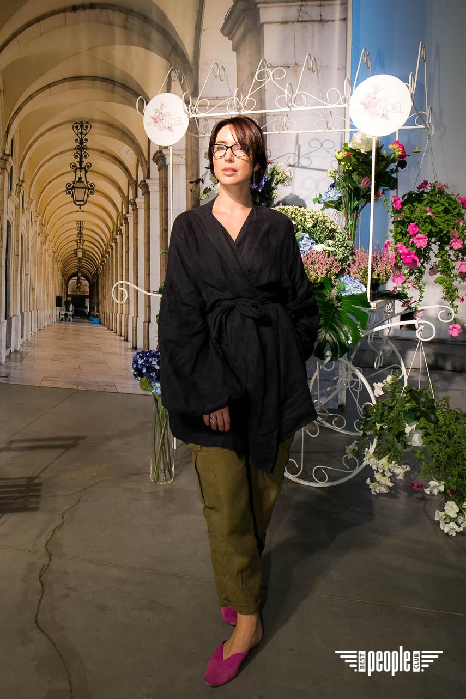 Лана Кауфман стала вдохновением коллекции IdoL. SS2020