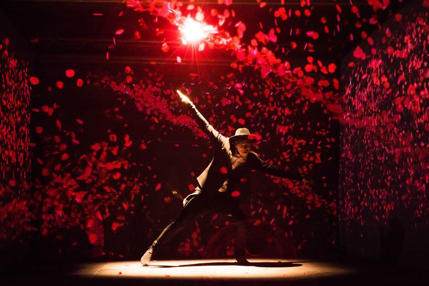 Театр танца Foresight отпразднует 13-летие на сцене