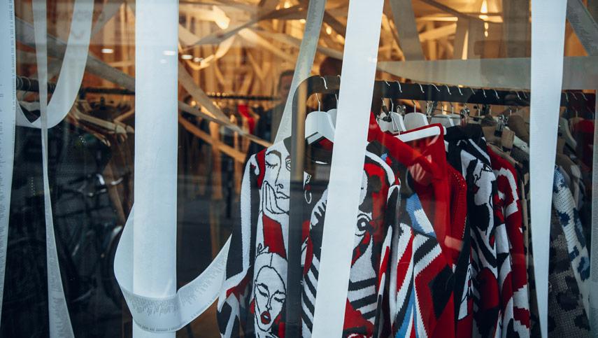 Pop-up Store: украинские бренды в Париже