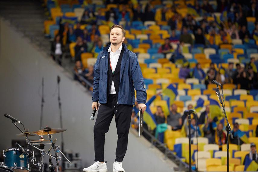 Артем Гагарин: про футбол, новый хит и Роналду