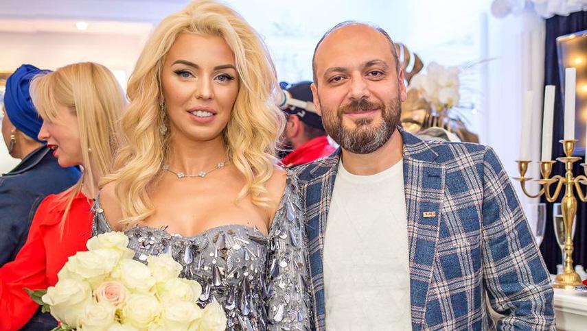 открытие бутика Ирины Марчук в Киеве