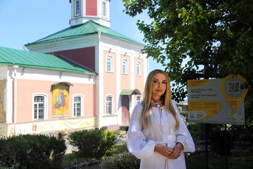 Историко-культурное наследие Вышгородщины