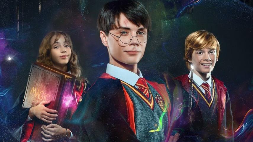 мюзикла Гарри Поттер и тайны Хогвартса