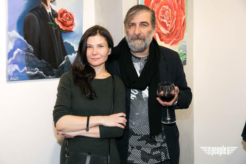 """Мила Тагиева: выставка """"Чистый исток"""" в Spivakovska ART:EGO gallery"""