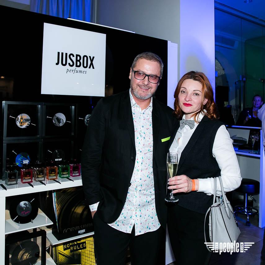 JUSBOXPerfumes: мир нот по-новому