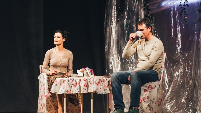 «Вулкан страсти» с Олегом Савкиным и Натальей Васько
