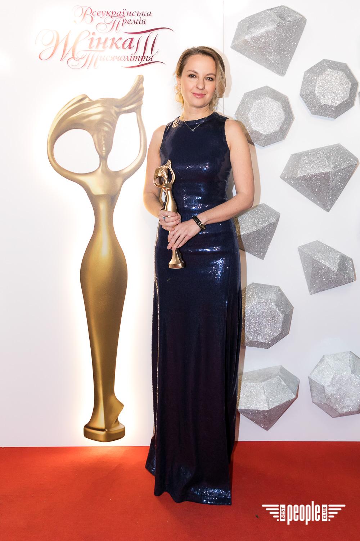 «Женщина III тысячелетия»: чествование лауреатов