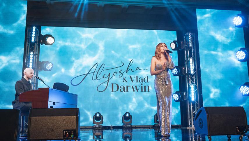 Alyosha & Vlad Darwin: совместный альбом «Золота середина»