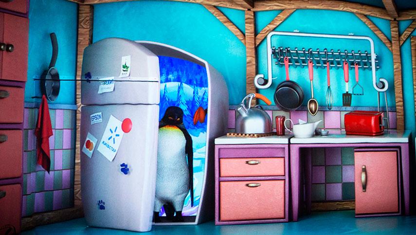 Лапландия 360: 3D-персонажи, запах корицы и настоящий эльф