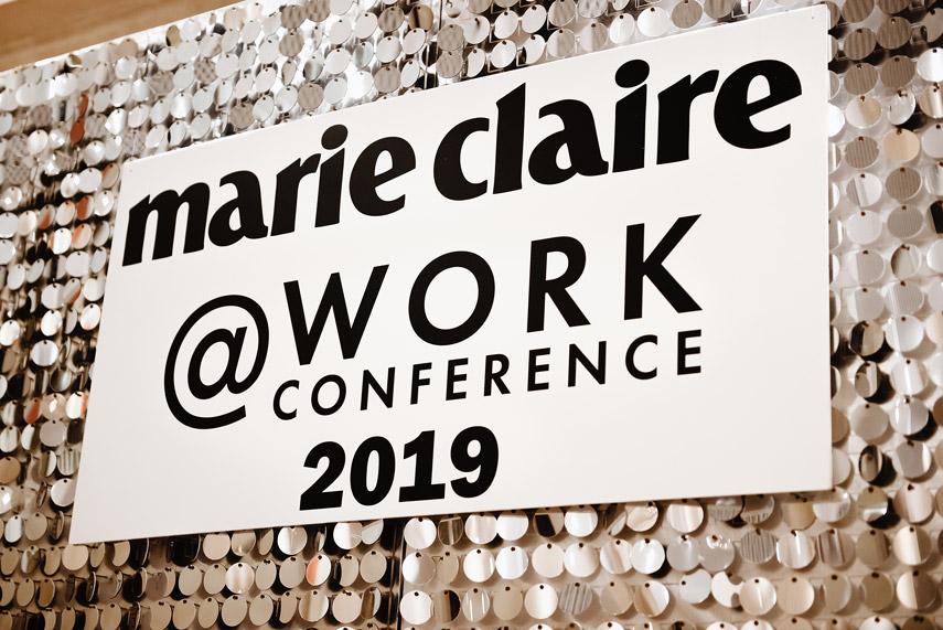 MC@work: конференция журнала Marie Claire