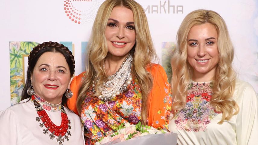 Ольга Сумская представила коллекцию RIDNA
