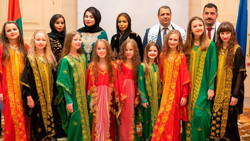 48-я годовщина ОАЭ: торжественный прием в Киеве