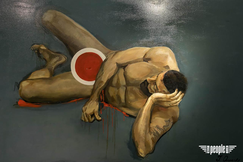 """Ирина Онопенко: арт-проект """"Break the silence"""""""