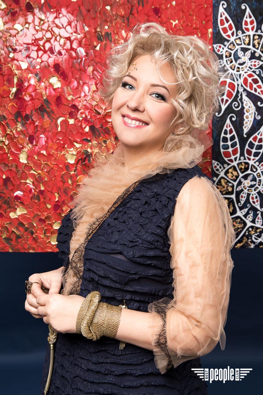Оксана Фурса: AURUM красоты и гармонии