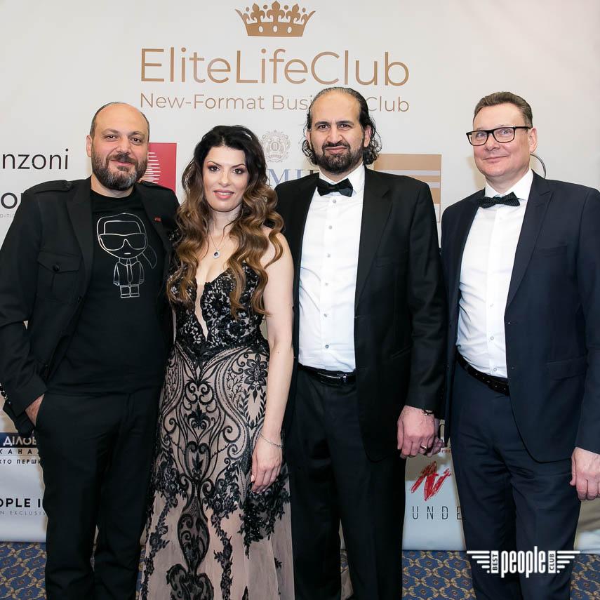 EliteLifeClub: вечер с французским шармом