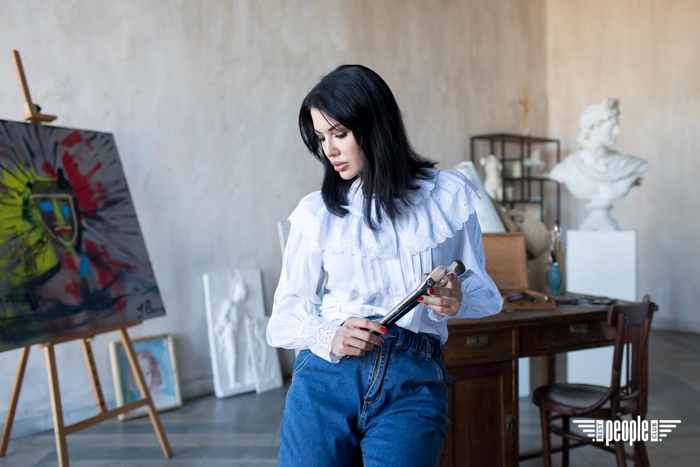 Ирина Онопенко: художник - творец, а не ремесленник