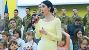 Татьяна Петракова: форум «Безопасный мир ребенка»