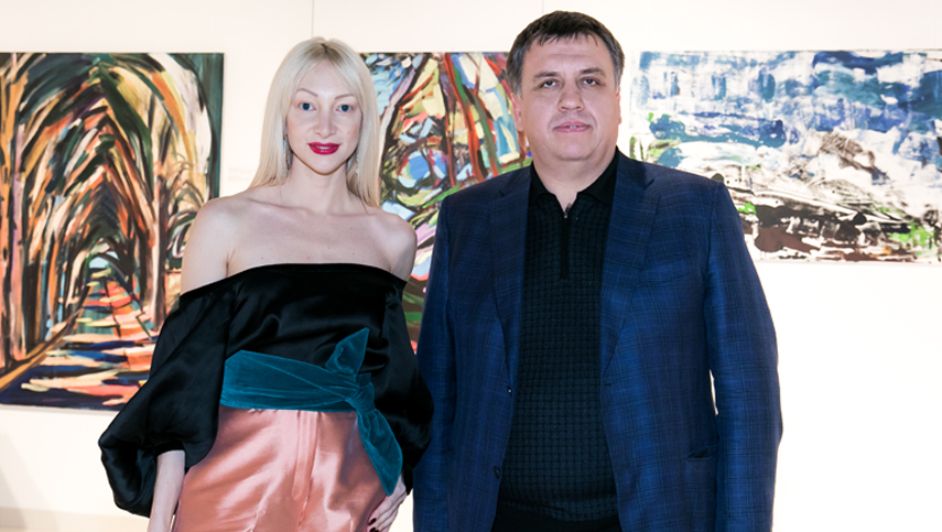 Выставка The CODE в MANDARIN MAISON от Spivakovska ART: EGO gallery