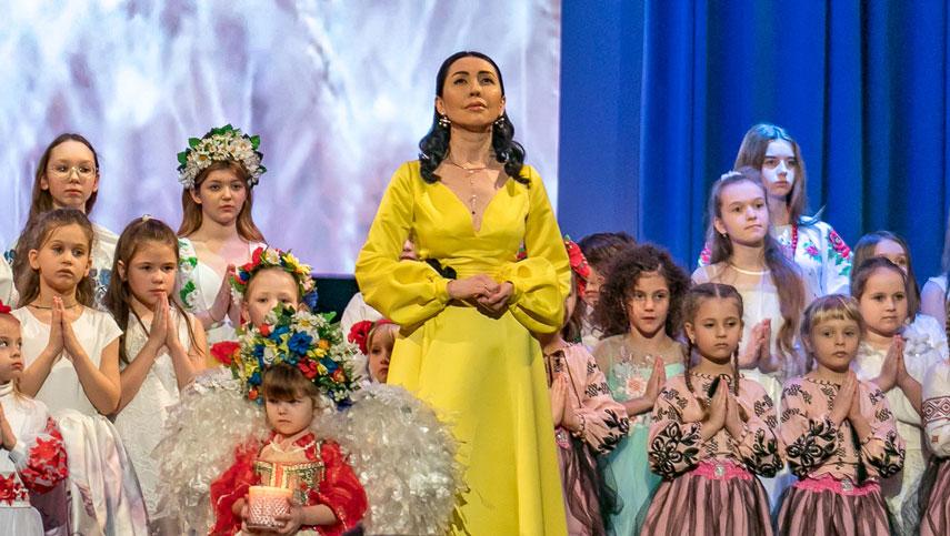 Дети за будущее Украины: два рекорда в рамках фестиваля