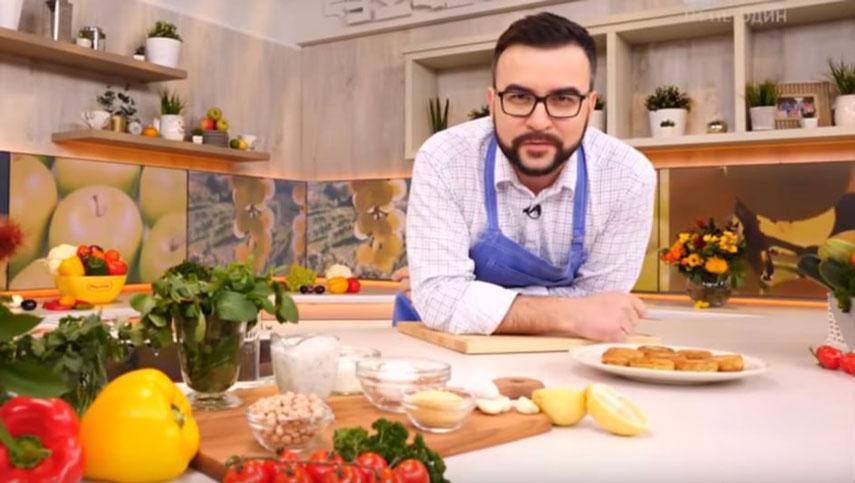Руслан Сеничкин: рецепт блюда домашнего карантина