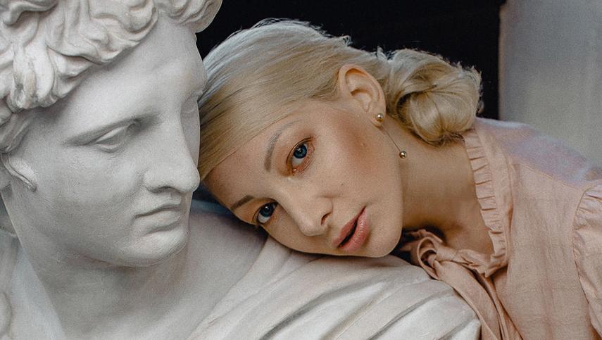 Лика Спиваковская: Энергию картины через монитор не передашь