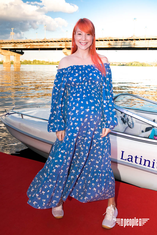 Sparkling Boat Kyiv:атмосферная вечеринкана Днепре