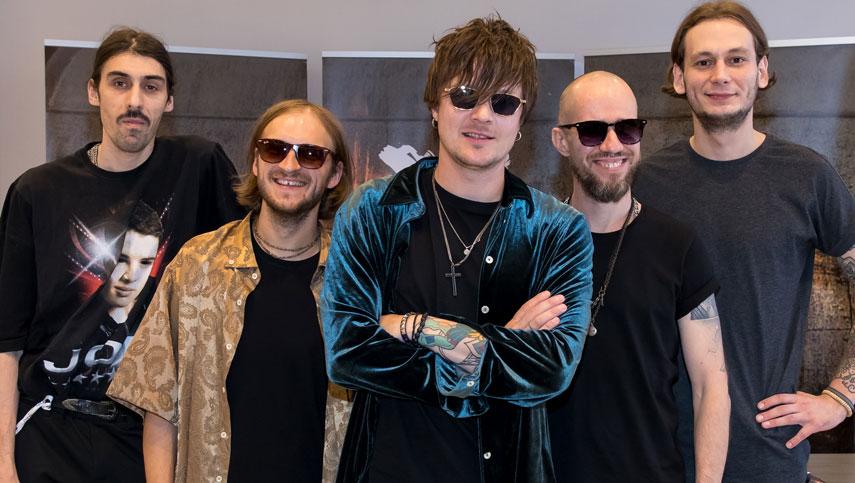 O.TORVALD: рок-вечеринка в отеле