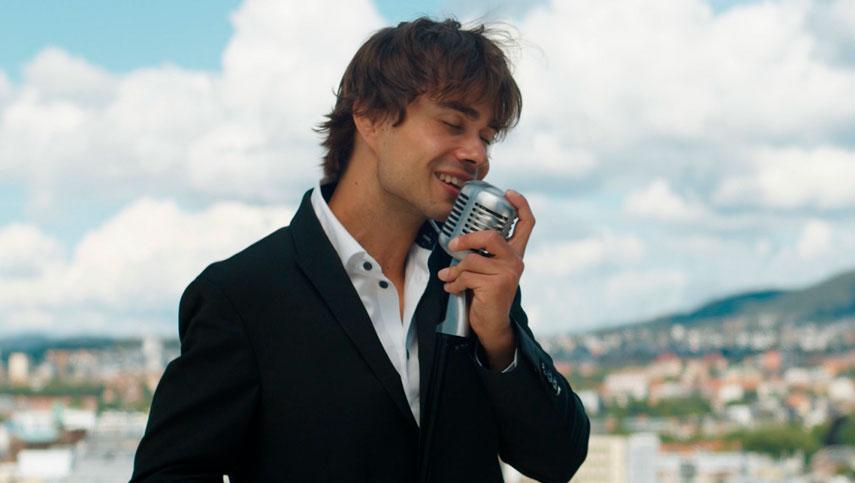 Александр Рыбак: новый клип «Magic»