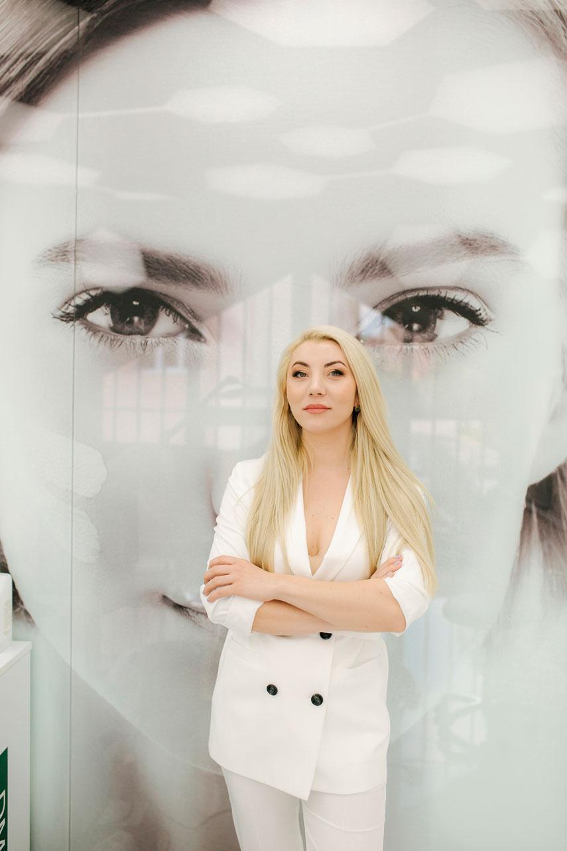 Лиза Куртяк о своем новом проекте Skin Kits