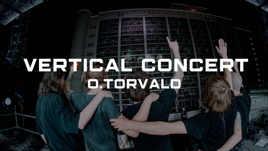 O.TORVALD: документальный фильм о вертикальном концерте