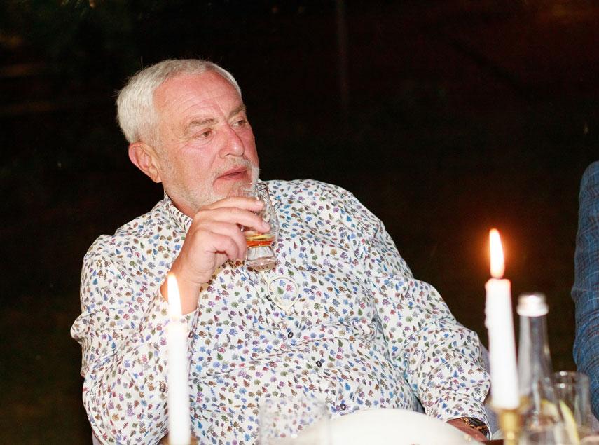 Вечер с легендами by Glenfiddich