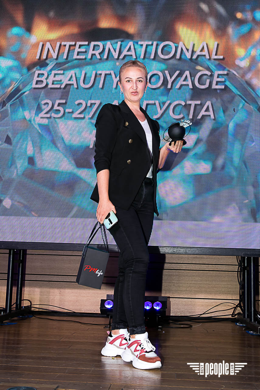 INTERNATIONAL BEAUTY VOYAGE AWARDS