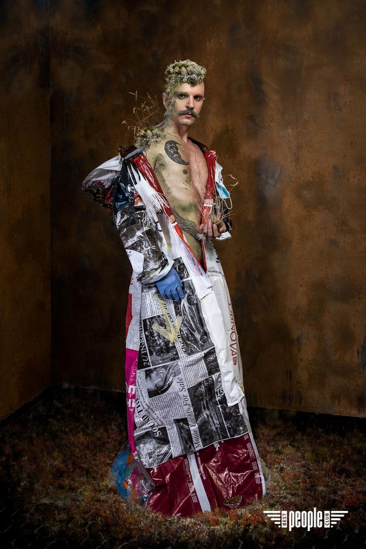 Алексей Гладушевский погрузился в образ через «Осознание»
