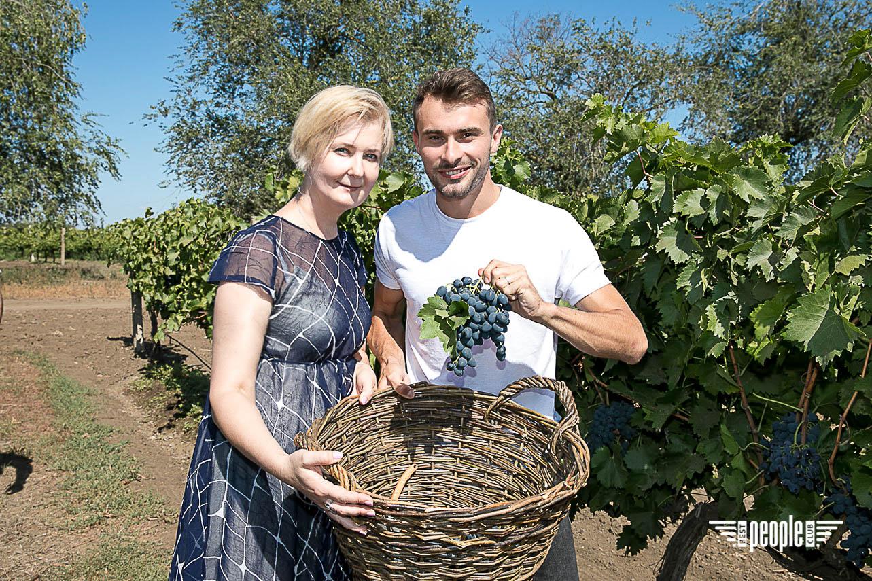 Шампань Украины: пресс-тур по Бессерабии