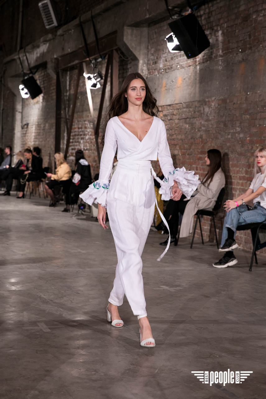 Lviv Fashion Week: Alona Çini