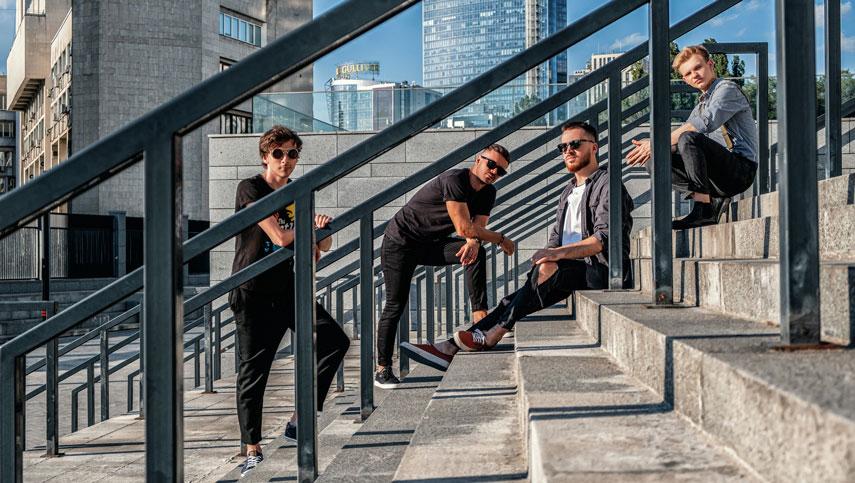 Cloudless представят новый сингл на ТВ-шоу «Супер Топ-модель по-украински»