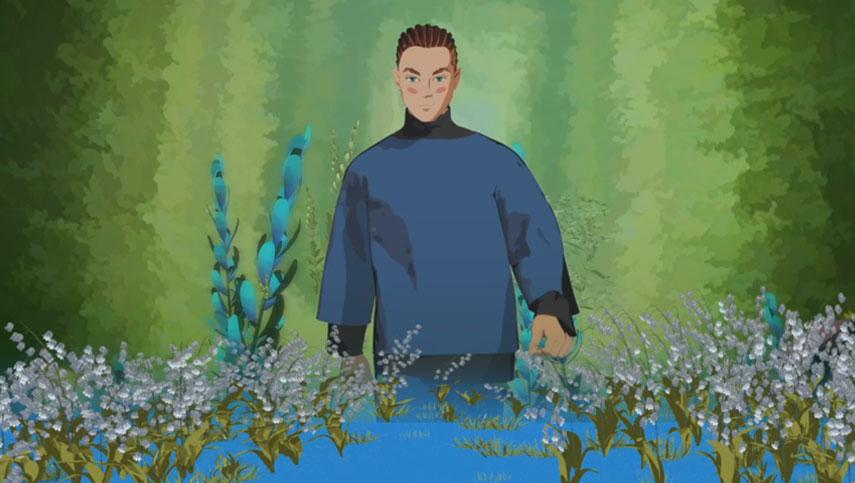 Артем Пивоваров выпустил первую анимационную видеоработу