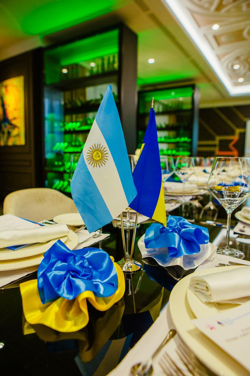 Дегустация аргентинской говядины в ресторане Chalet Equides