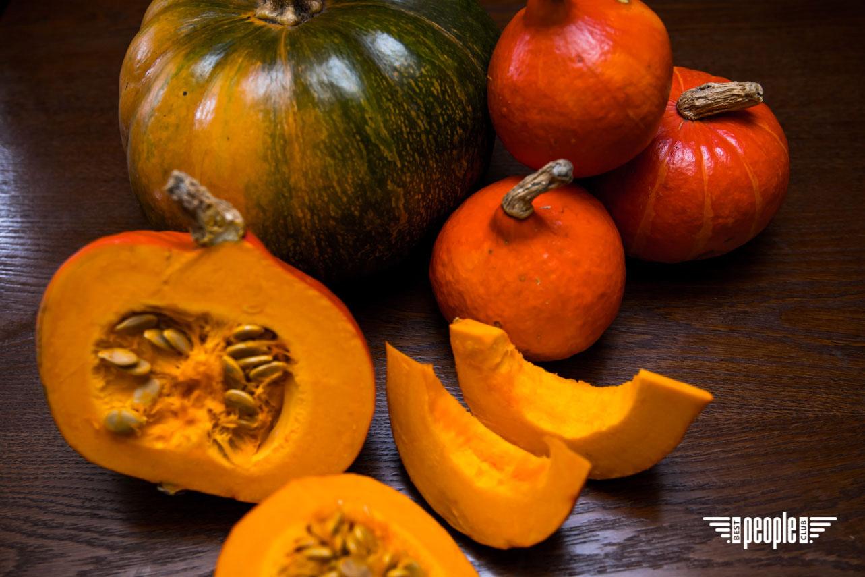 Природня кухня з Оксаною Барабаш: блюда из тыквы