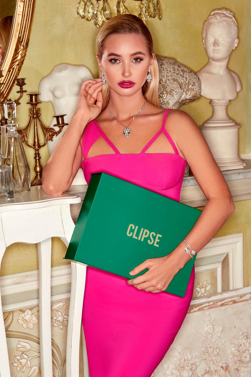 Алла Барановская презентовала новый CLIPSE BEAUTY BOX