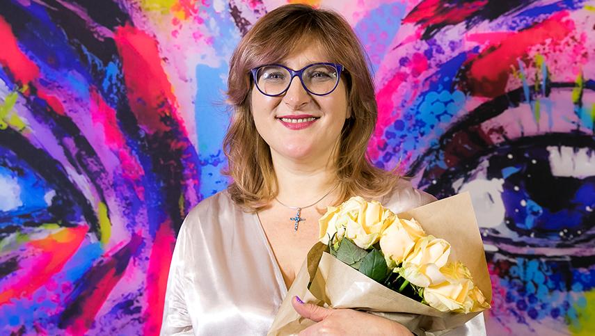 Виктория Карташова: персональная выставка «Мир глазами»