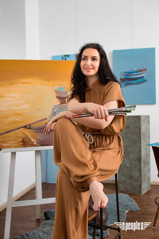 Кто она – художница Татьяна Бас?